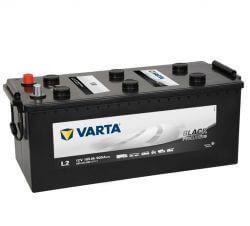 Varta Promotive Black L2 12V 155Ah teherautó akkumulátor 655013 (+AJÁNDÉK!)