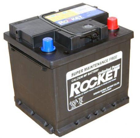 Rocket 54459 autó akkumulátor 12V 44Ah 330A JOBB+