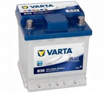 Varta Blue Dynamic B36 12V 44Ah autó akkumulátor 544401 jobb+