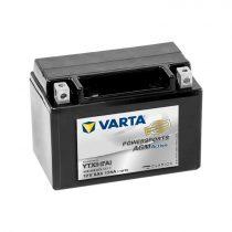 Varta YTX9-BS 12V 8Ah motorkerékpár akkumulátor (+AJÁNDÉK!)