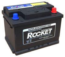 Rocket 56220 62Ah 540A autó akkumulátor jobb+ (+AJÁNDÉK!)