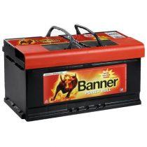 Banner Power Bull 12V 80Ah 700A autó akkumulátor jobb+