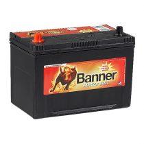 Banner Power Bull 12V 95Ah 740A autó akkumulátor ASIA bal+