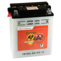 Banner YB12AL-A2 12V 12Ah motorkerékpár akkumulátor