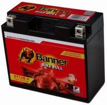 Banner GT12B-4 12V 10Ah motorkerékpár akkumulátor (+AJÁNDÉK!)