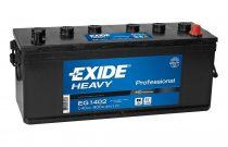 EXIDE HEAVY PRO EG1402 12V 140Ah autó akkumulátor jobb+ (+AJÁNDÉK!)