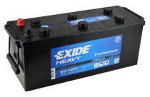 EXIDE HEAVY PRO EG1403 12V 140Ah autó akkumulátor bal+ (+AJÁNDÉK!)