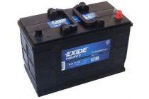 EXIDE HEAVY PRO EG1102 12V 110Ah teherautó akkumulátor jobb+ (+AJÁNDÉK!)