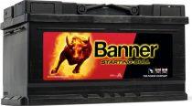 Banner 12V 80Ah 660A Starting Bull akkumulátor 580 14 jobb+ (+AJÁNDÉK!)