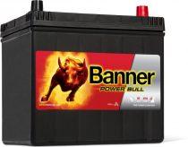 Banner Power Bull 12V 60Ah autó akkumulátor P6068 jobb+ (+AJÁNDÉK!)
