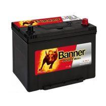 Banner Power Bull 12V 70Ah autó akkumulátor P70 29 ASIA jobb+ (+AJÁNDÉK!)