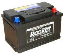 Rocket 71Ah 12V autó akkumulátor 57113 jobb+ (+AJÁNDÉK!)