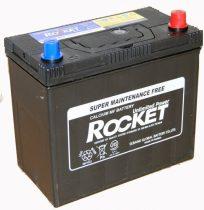 Rocket 45Ah 12V autó akkumulátor NX100-S6LS ASIA jobb+ (+AJÁNDÉK!)