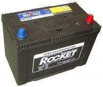 Rocket 100Ah 12V autó akkumulátor XMF 60032 ASIA jobb+ (+AJÁNDÉK!)