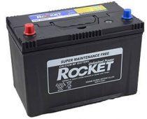 Rocket 100Ah 12V autó akkumulátor XMF 60033 ASIA bal+ (+AJÁNDÉK!)