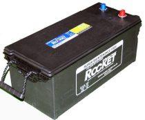 Rocket 180Ah teherautó akkumulátor 68032 bal+ (+AJÁNDÉK!)