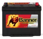 Banner Power Bull 12V 80Ah autó akkumulátor P80 09 jobb+