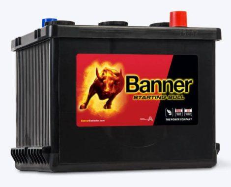 Banner Starting Bull 6V 77Ah autó akkumulátor 077 18 jobb+ (+AJÁNDÉK!)