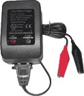 12V 1A ólomsavas akkumulátor töltő
