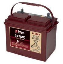 Trojan 24TMX 12V munka akkumulátor