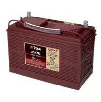 Trojan 30XHS 12V 130Ah munka akkumulátor  6/8 GiS 109