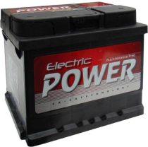 Electric Power 12V 45Ah 360A JOBB+ autó akkumulátor (+AJÁNDÉK!)