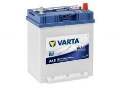 Varta Blue Dynamic A13 12V 40Ah autó akkumulátor 540125 ASIA jobb+