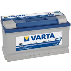 VARTA 12V 95Ah 800A G3 Blue Dynamic akku 595402 (353*175*190mm)