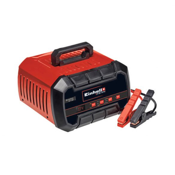 Einhell CE-BC 30M autó akkumulátor töltő 12V24V 30A - beépített indításrásegítővel
