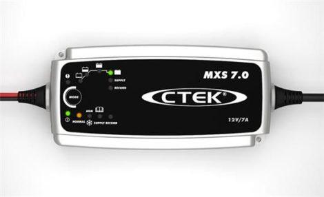 CTEK MXS 7.0 autó akkumulátor töltő