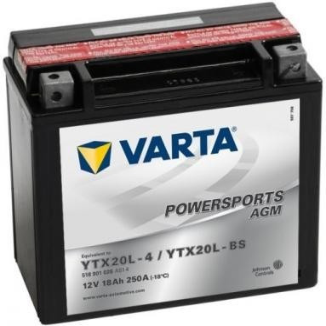 Varta YTX20L-BS 12V 18Ah motorkerékpár akkumulátor