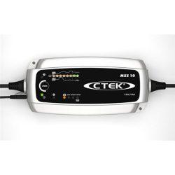 CTEK MXS 10 autó akkumulátor töltő, karbantartó
