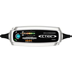 CTEK MXS 5.0 CHECK töltő és karbantartó 56-308