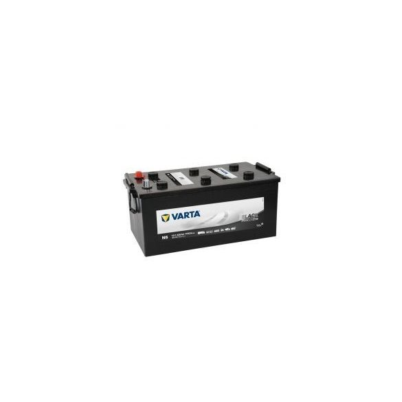 Varta Promotive Black N5 12V 220Ah teherautó akkumulátor 720018