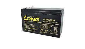 Long WP1236W 12V 9Ah ciklikus zselésakku