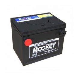 Rocket SMF 75-710 66Ah 710A USA oldalcsavaros akkumulátor 231x179x185mm