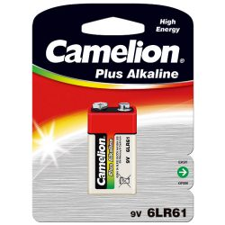 Camelion 9V Ultra PLUS alkáli tartós elem