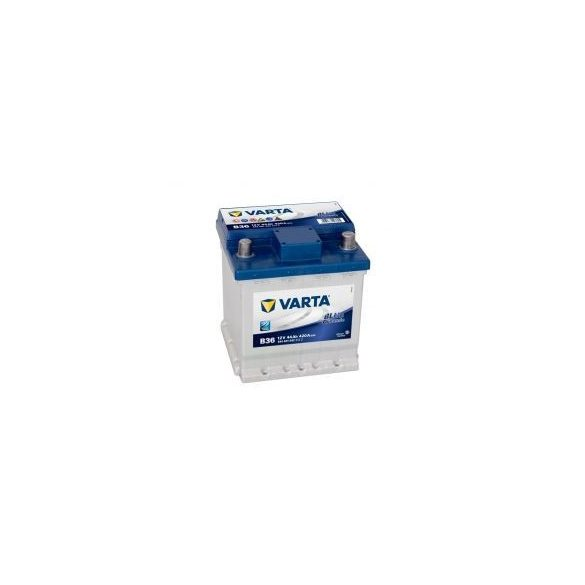 VARTA 12V 44Ah 420A B36 Blue Dynamic akkumulátor 544401 175x175x190