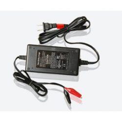 6V 2A ólomsavas akkumulátor töltő