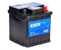 EXIDE Excell EB440 44Ah 400A autó akkumulátor jobb+ (+AJÁNDÉK!)