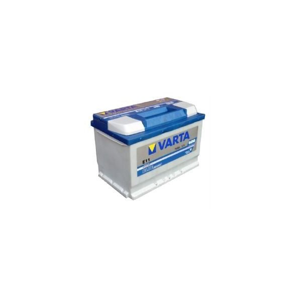 Varta Blue Dinamic 12V 74Ah 680A 574012 autó akkumulátor jobb+