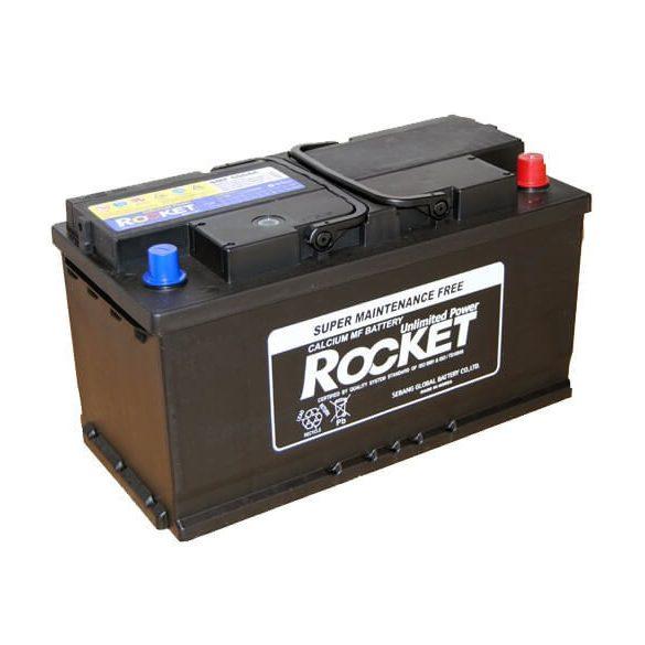 Rocket 60044 100Ah 820A autó akkumulátor jobb+