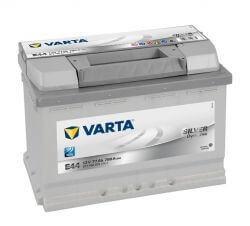 Varta Silver Dynamic E44 12V 77Ah autó akkumulátor 577400 jobb+