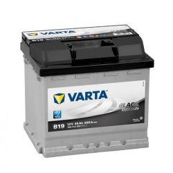 Varta Black Dinamic 12V 44Ah 400A 545412 autó akkumulátor jobb+