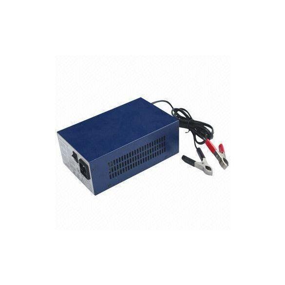 12V 10A ólomsavas akkumulátor töltő