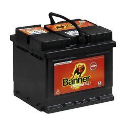 Banner Starting Bull 12V 45Ah 400A 54559 autó akkumulátor jobb+