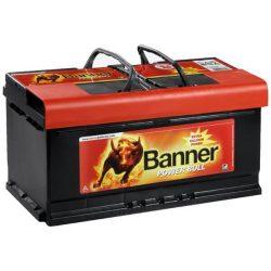 Banner Power Bull 12V 95Ah 780A P9533 autó akkumulátor jobb+