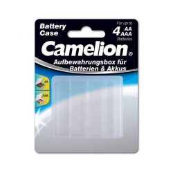 Camelion 4 db-os elemtartó tok