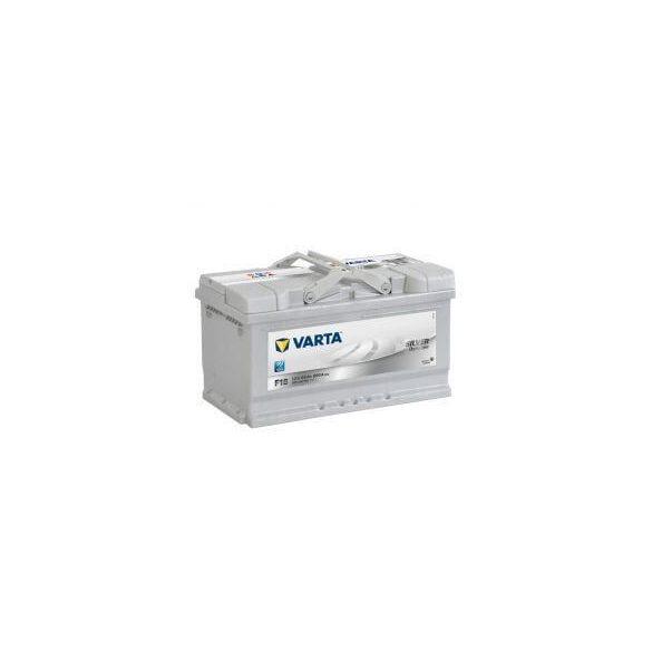 Varta Silver Dynamic F18 12V 85Ah autó akkumulátor 585200 jobb+