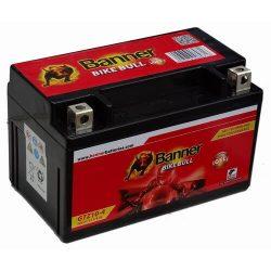 Banner 12V 9Ah GTZ10-4 509 01 motorkerékpár akkumulátor